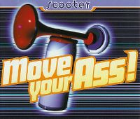 Cover Scooter - Move Your Ass!