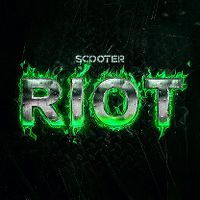 Cover Scooter - Riot
