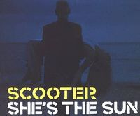 Cover Scooter - She's The Sun