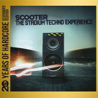 Cover Scooter - The Stadium Techno Experience
