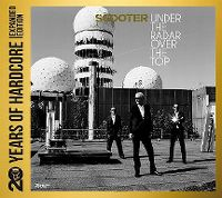 Cover Scooter - Under The Radar Over The Top