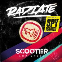 Cover Scooter And Vassy - Radiate