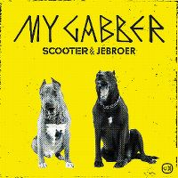 Cover Scooter & Jebroer - My Gabber