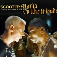 Cover Scooter vs. Marc Acardipane & Dick Rules - Maria (I Like It Loud)