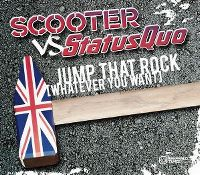 Cover Scooter vs. Status Quo - Jump That Rock (Whatever You Want)