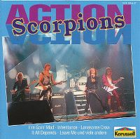 Cover Scorpions - Action