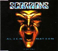 Cover Scorpions - Alien Nation
