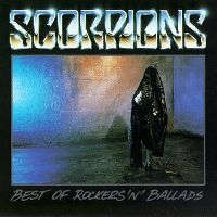 Cover Scorpions - Best Of Rockers 'n' Ballads