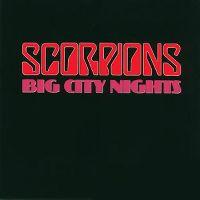 Cover Scorpions - Big City Nights
