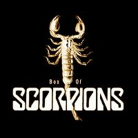 Cover Scorpions - Box Of Scorpions
