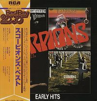 Cover Scorpions - Early Hits