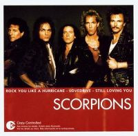 Cover Scorpions - Essential
