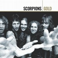 Cover Scorpions - Gold