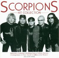 Cover Scorpions - Hit Collection