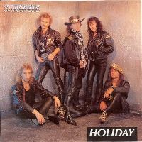 Cover Scorpions - Holiday