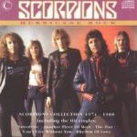 Cover Scorpions - Hurricane Rock