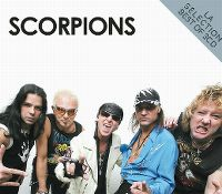 Cover Scorpions - La sélection Best Of 3CD