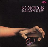 Cover Scorpions - Lonesome Crow