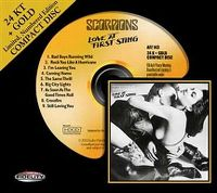 Cover Scorpions - Love At First Sting