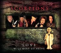 Cover Scorpions - Love Will Keep Us Alive