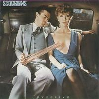 Cover Scorpions - Lovedrive