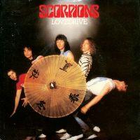 Cover Scorpions - Lovedrive