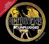 Cover Scorpions - MTV Unplugged In Athens