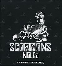 Cover Scorpions - No. 1's