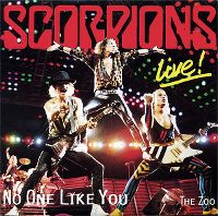 Cover Scorpions - No One Like You
