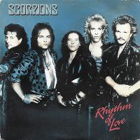 Cover Scorpions - Rhythm Of Love