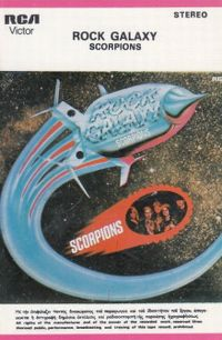 Cover Scorpions - Rock-Galaxy