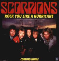 Cover Scorpions - Rock You Like A Hurricane