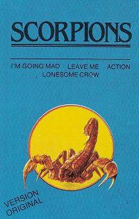 Cover Scorpions - Scorpions