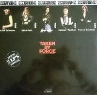 Cover Scorpions - Taken By Force / Virgin Killer