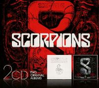 Cover Scorpions - Unbreakable + Sting In The Tail