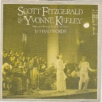 Cover Scott Fitzgerald & Yvonne Keeley - If I Had Words