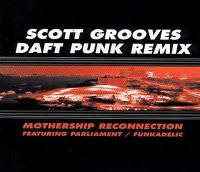 Cover Scott Grooves - Mothership Reconnection