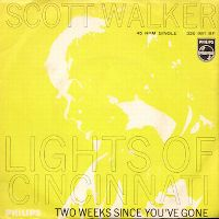 Cover Scott Walker - Lights Of Cincinatti