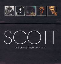 Cover Scott Walker - Scott - The Collection 1967-1970