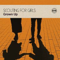 Cover Scouting For Girls - Grown Up