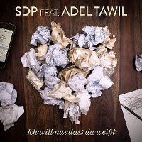 Cover SDP feat. Adel Tawil - Ich will nur dass du weißt