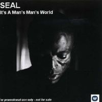 Cover Seal - It's A Man's Man's Man's World