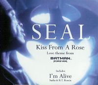 Cover Seal - Kiss From A Rose