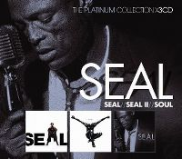Cover Seal - The Platinum Collection x3CD