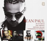Cover Sean Paul - Boxset