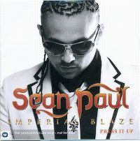 Cover Sean Paul - Press It Up