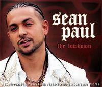 Cover Sean Paul - The Lowdown