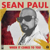 Cover Sean Paul - When It Comes To You