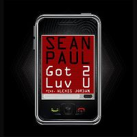 Cover Sean Paul feat. Alexis Jordan - Got 2 Luv U