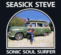 Cover Seasick Steve - Sonic Soul Surfer